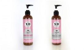 XO HAIR ARGAN OIL EXTENSIONS SHAMPOO & CONDITIONER